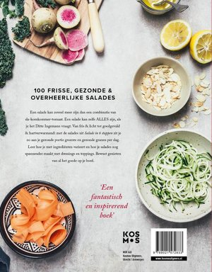 Salade in 6 stappen