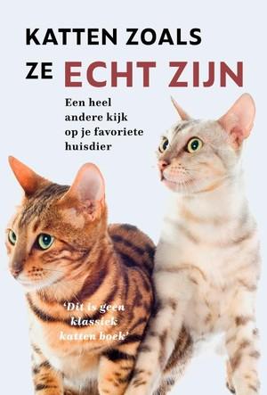 Katten zoals ze echt zijn