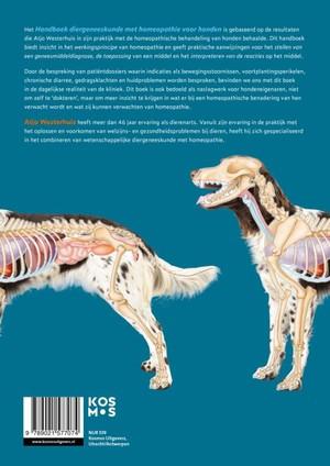 Handboek diergeneeskunde met homeopathie voor honden
