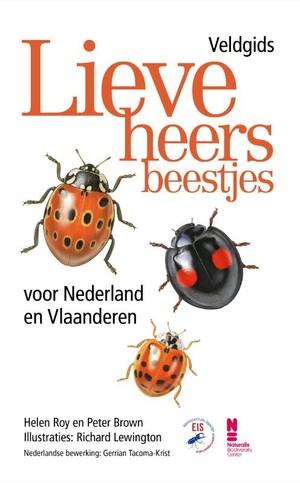 Veldgids lieveheersbeestjes voor Nederland en Vlaanderen
