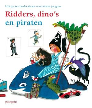 Ridders, dino's en piraten