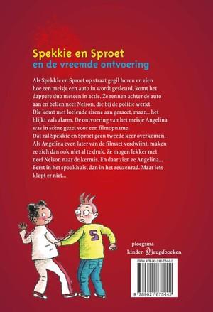 Spekkie en Sproet en de vreemde ontvoering