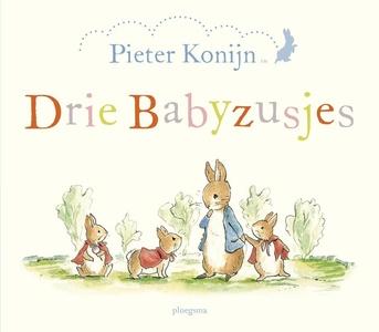 Pieter Konijn: Drie babyzusjes