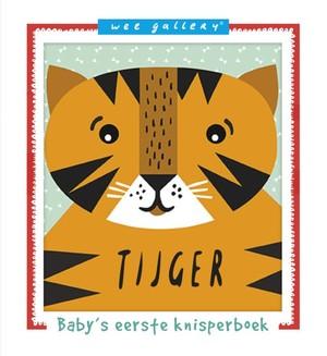 Knisperboek Tijger
