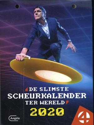 De Slimste Scheurkalender ter Wereld 2020