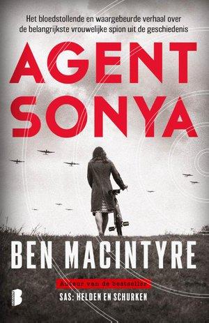 Agent Sonya