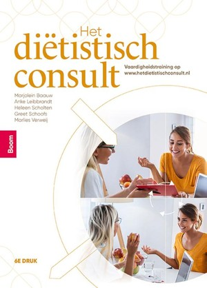 Het diëtistisch consult