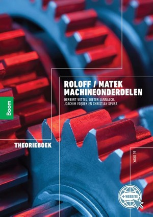 Roloff / Matek Machineonderdelen: theorieboek