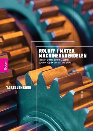 Roloff / Matek Machineonderdelen: tabellenboek