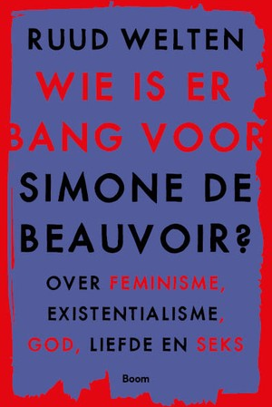 Wie is er bang voor Simone de Beauvoir?