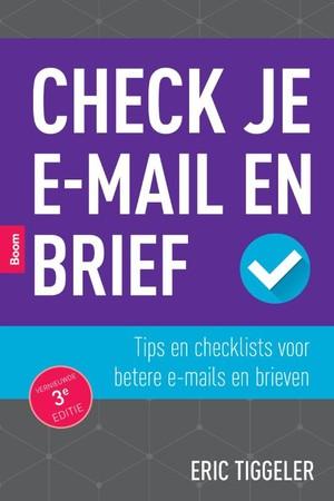 Check je e-mail en brief