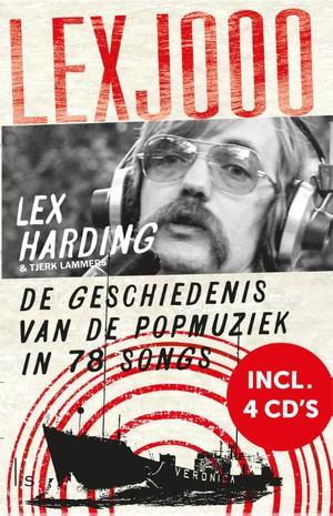De Lexjooo + 4 cd's (Met 4 CD's)