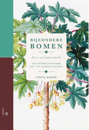 Bijzondere Bomen - Press-out boek