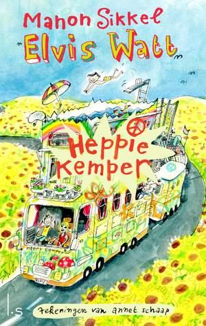 Elvis Watt - 3 Heppie Kemper (pakket 5 ex.)