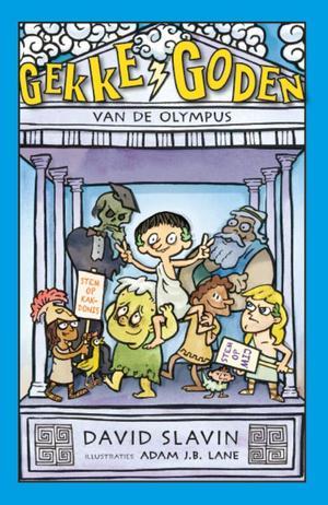 Gekke goden van de Olympus 1