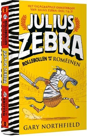 Julius Zebra - Rollebollen met de Romeinen & Bonje met de Britten
