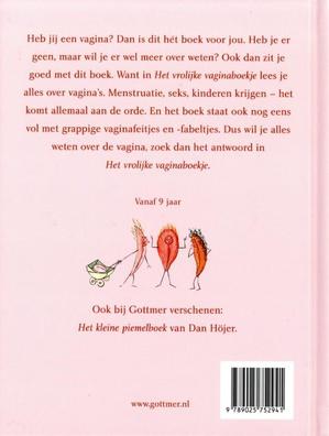 Het vrolijke vagina-boekje
