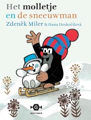 Molletje en de sneeuwman