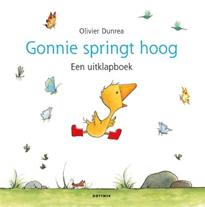 Gonnie springt hoog