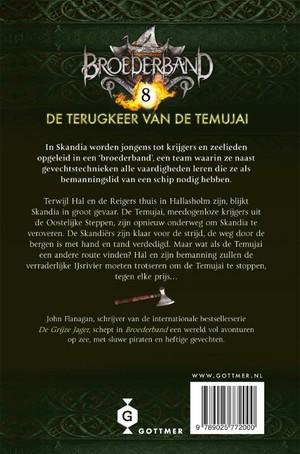 Broederband 8 - De terugkeer van de Temujai
