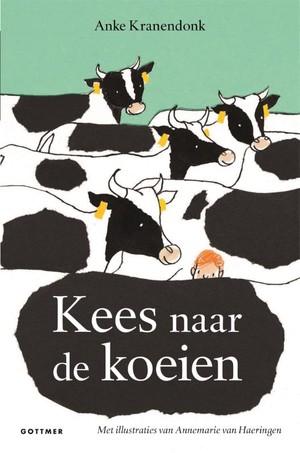 Kees naar de koeien