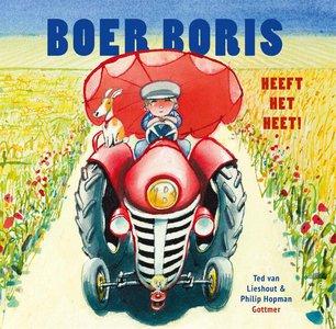 Boer Boris heeft het heet
