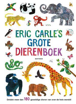 Eric Carle's grote dierenboek