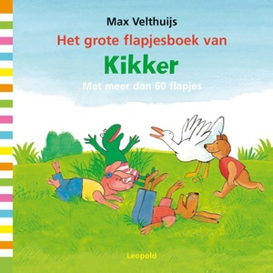 Het grote flapjesboek van Kikker