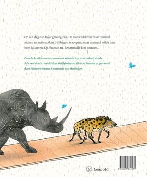 Alle dieren drijven