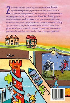 Miljonairskind - De geheime verdieping