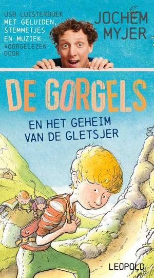 De Gorgels en het geheim van de gletsjer USB Luisterboek