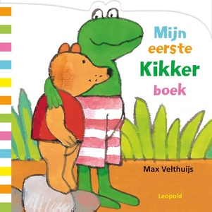 Mijn eerste Kikkerboek