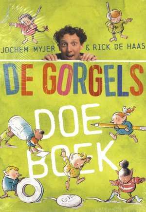Gorgels Doeboek Set 5 ex