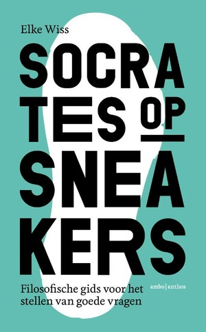 Socrates op sneakers