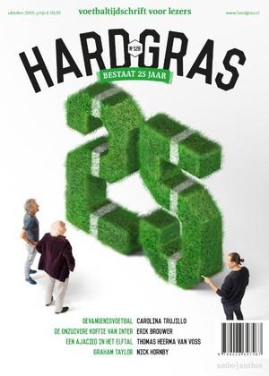 Hard gras 128 - oktober 2019