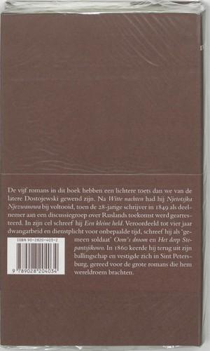 Verzamelde werken 2 vijf romans