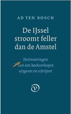 De IJssel stroomt feller dan de Amstel