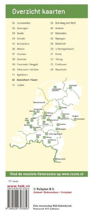 Amersfoort plattegrond