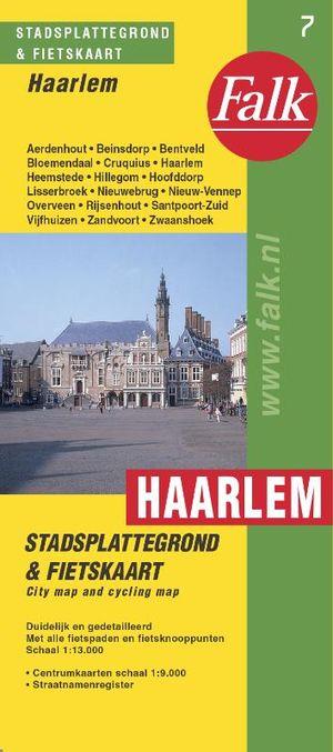 Haarlem plattegrond