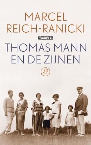 Thomas Mann en de zijnen