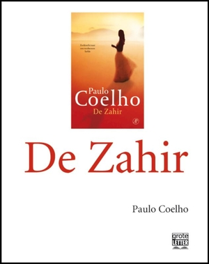 De Zahir - grote letter