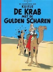 Kuifje: De Krab Met De Gulden Scharen