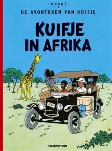 Kuifje: In Afrika