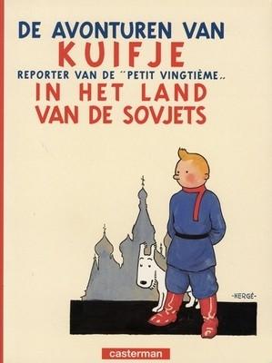 Kuifje: In Het Land Van De Sovjets