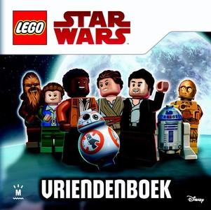 Lego Star Wars Vriendenboek