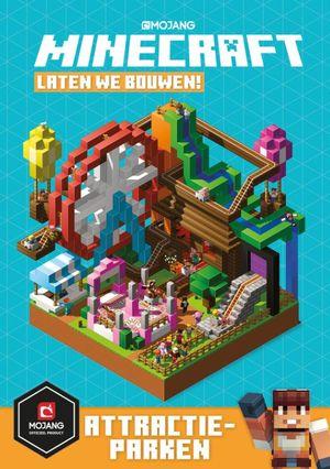Minecraft Let's build! Attractiepark avonturen