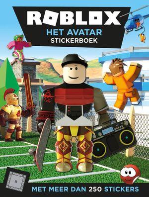 Roblox Het Avatar stickerboek