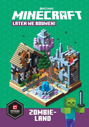 Minecraft Let's Build! Land van de Zombies