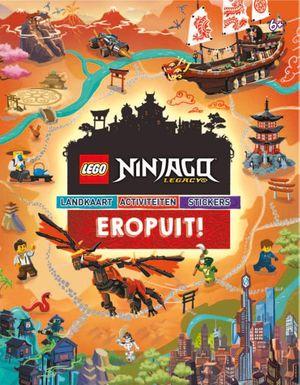 LEGO Ninjago - Eropuit!