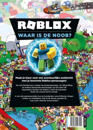 Roblox. Waar is de Noob?
